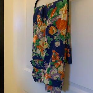 16W Ralph Lauren Bright Floral Capris